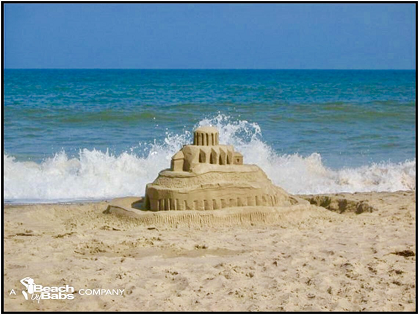 Why We Live Here . . . Sandcastles