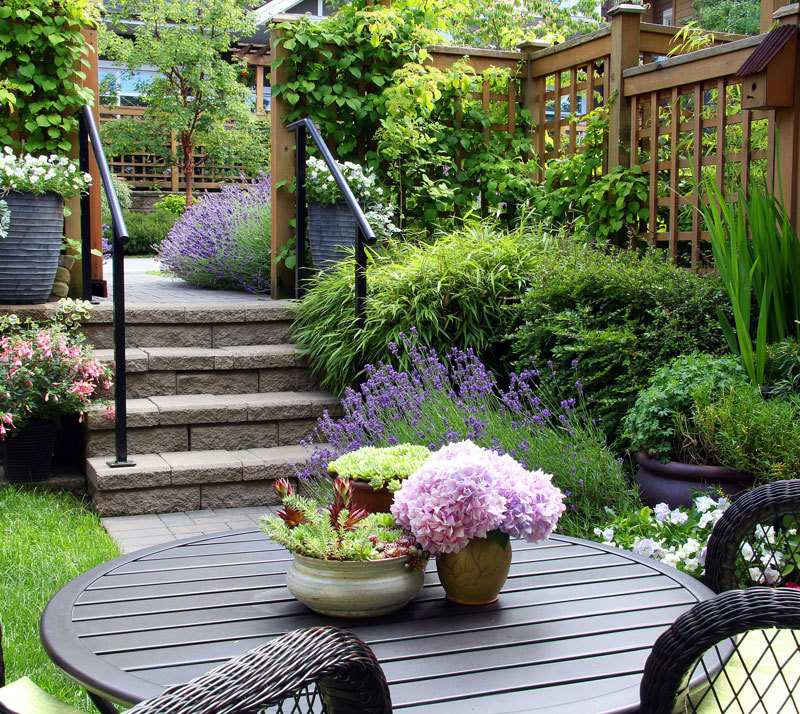 Portable Gardens for Curb Appeal