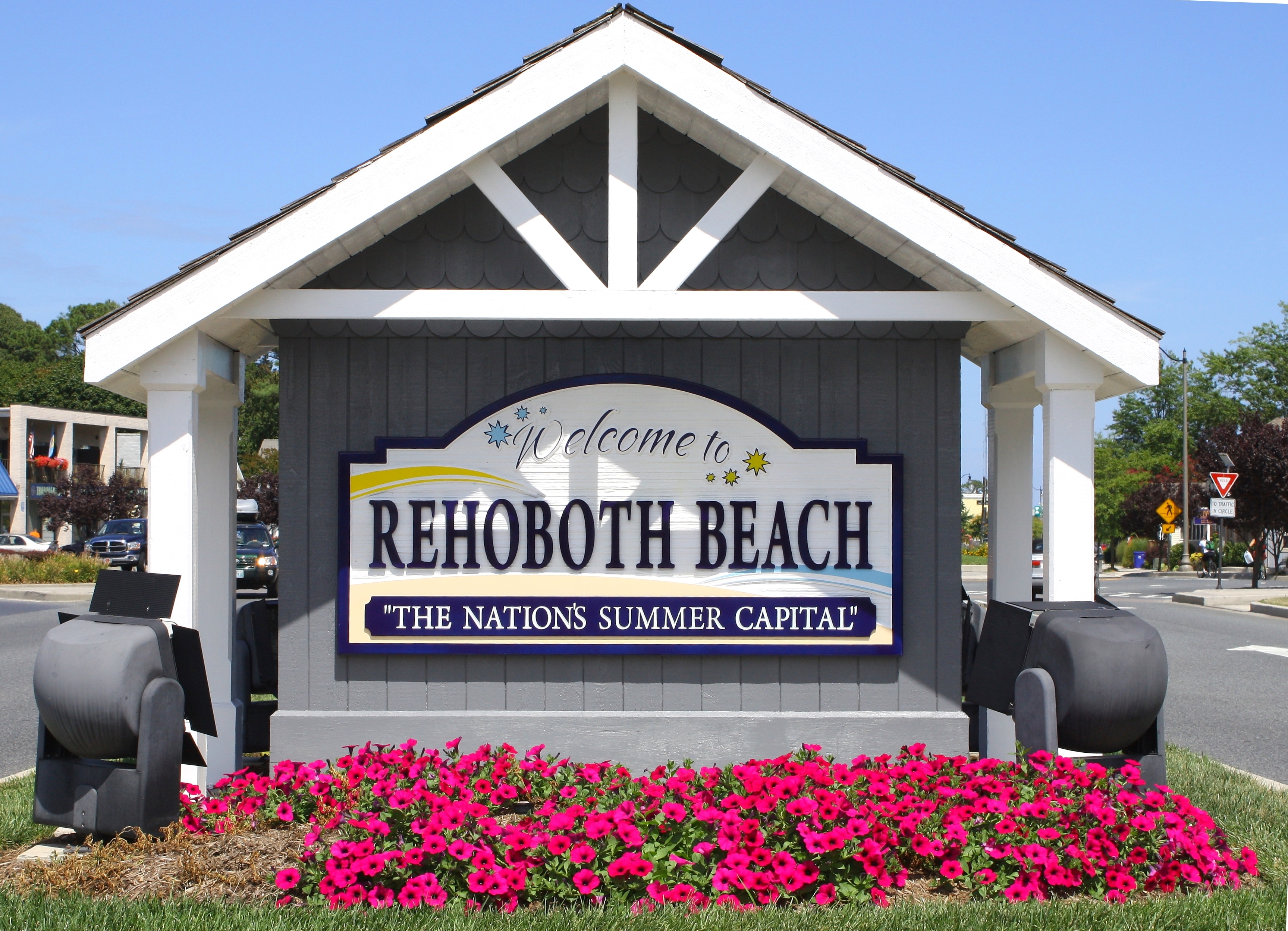 Rehoboth Beach Summer Parking Rules