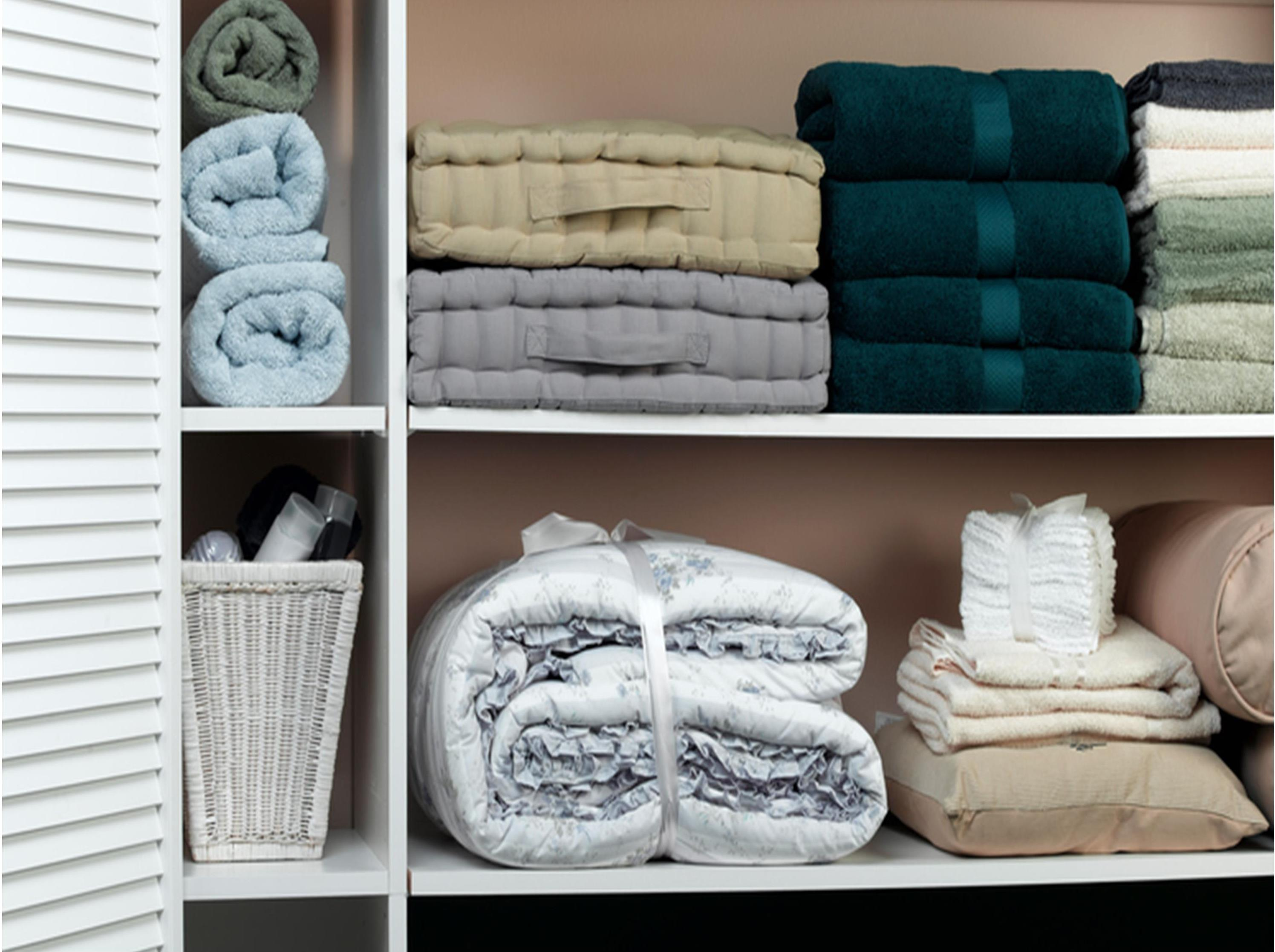 Organizing your Linen Closet . . .