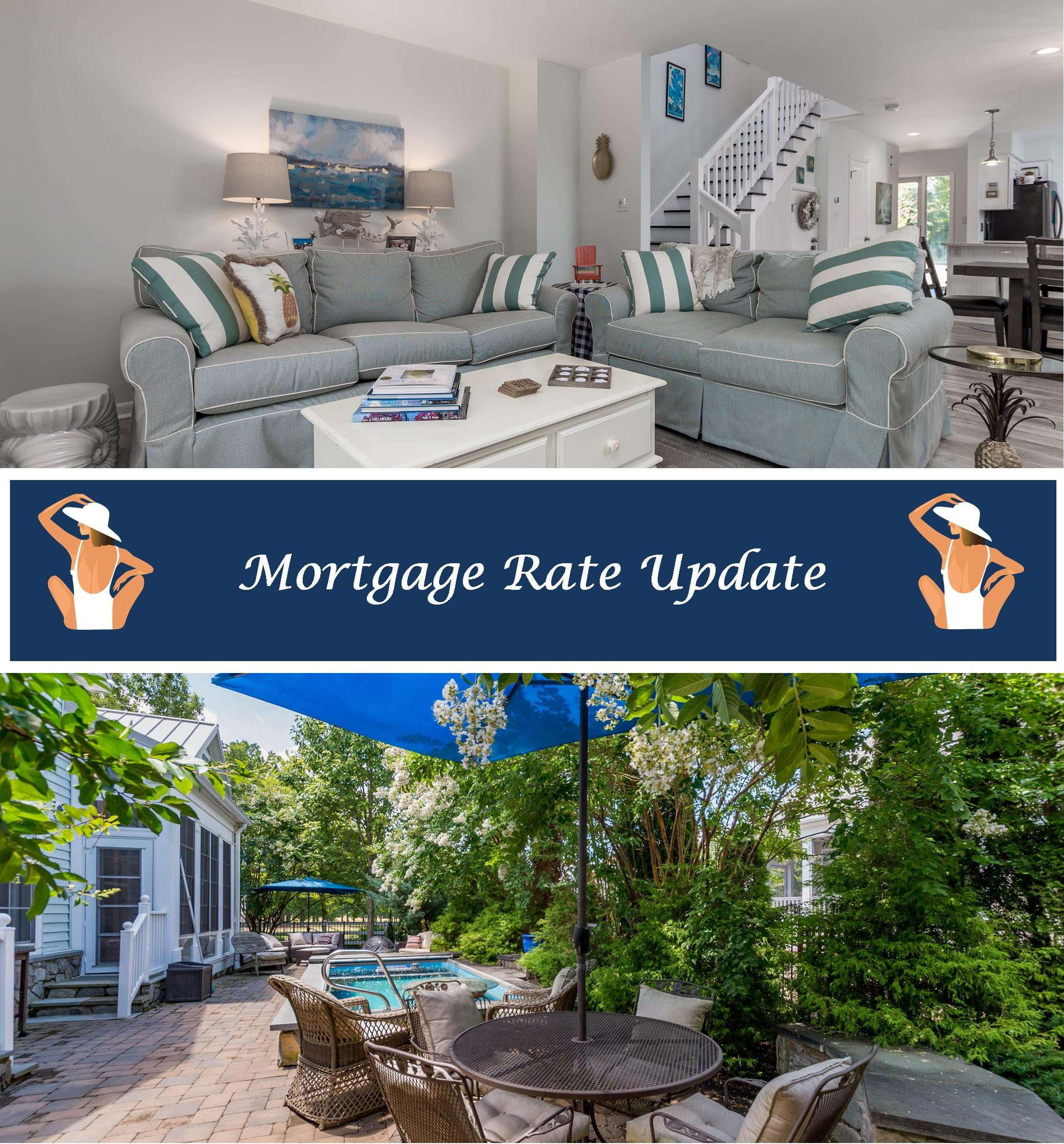 August Mortgage Rate Update