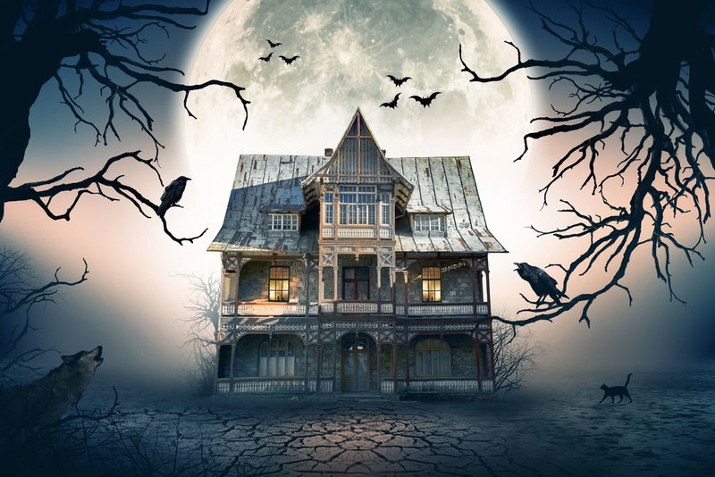 Would You Buy a Haunted House?