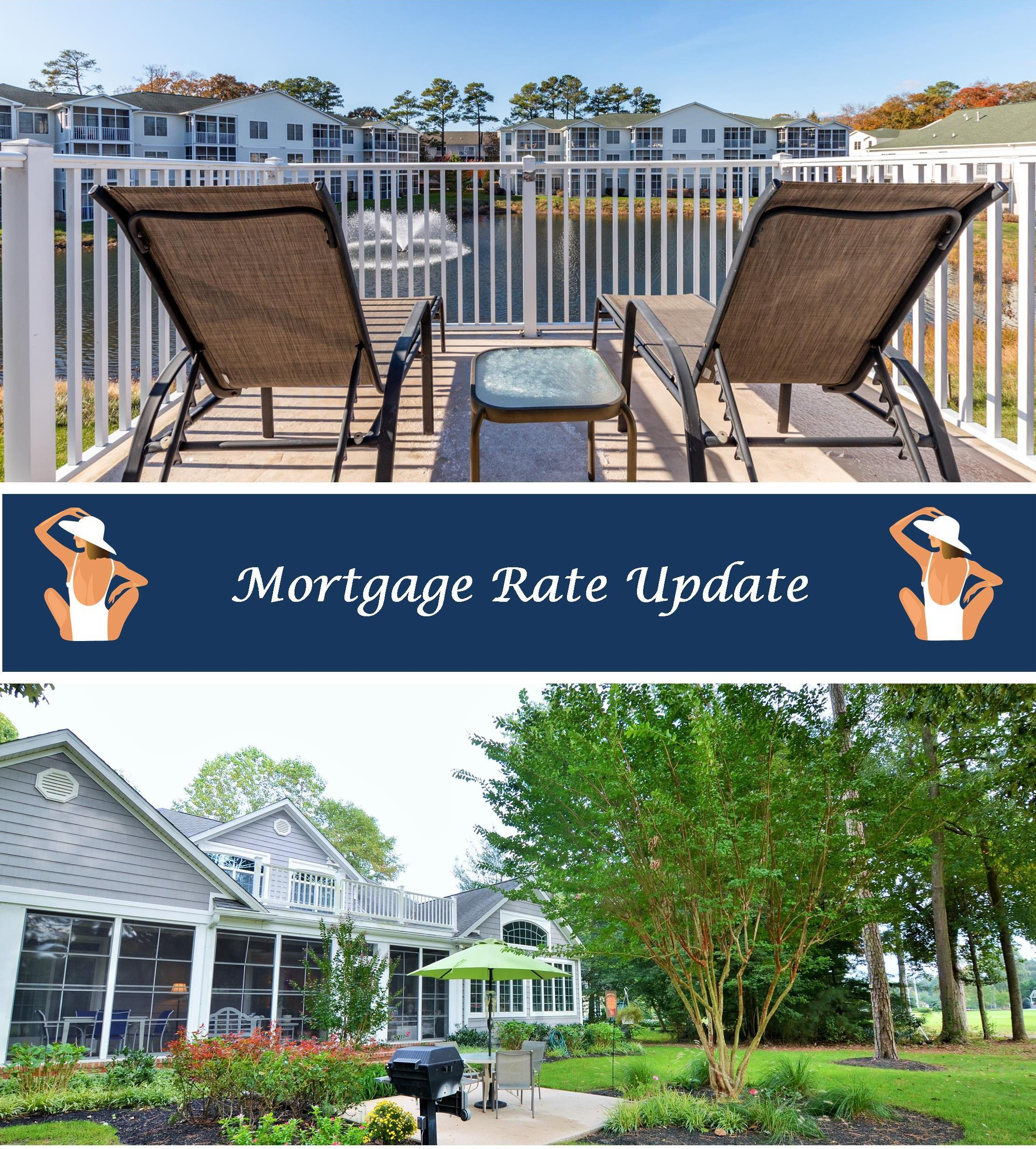 November 2019 Mortgage Round Up . . .