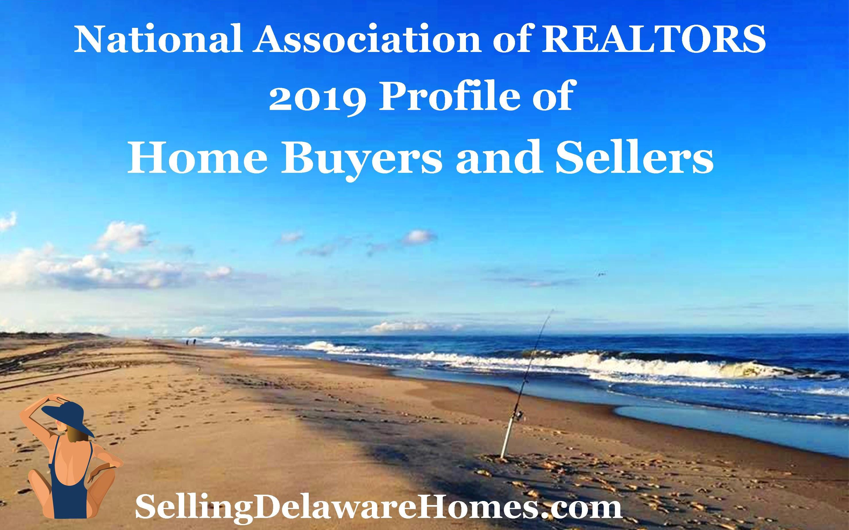 2019 Profile of Home Buyers and Sellers