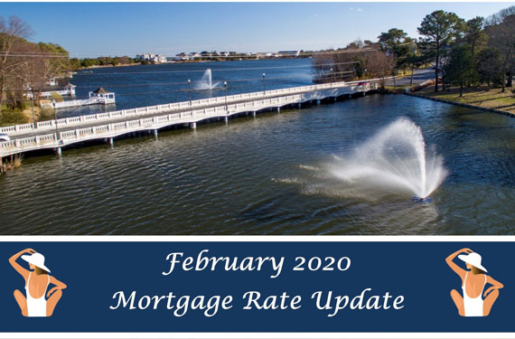 February 2020 Mortgage Rate Update