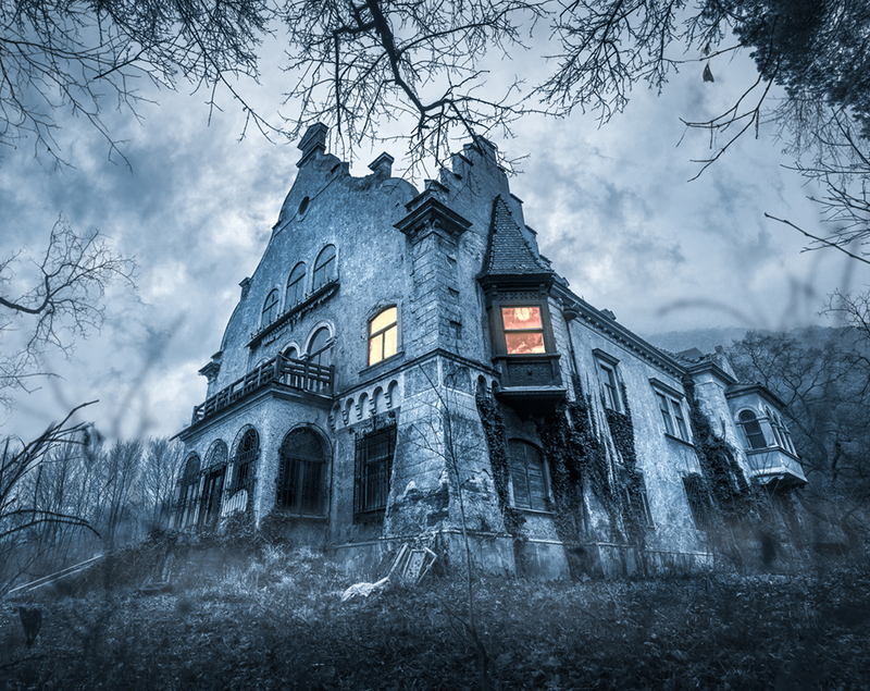 What Makes a House Seem Spooky?